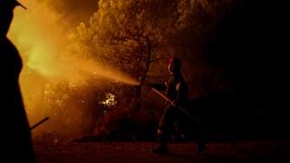 Κεφαλονιά: Μήνυμα από το 112 - Απομάκρυνση κατοίκων ζητά η Πυροσβεστική
