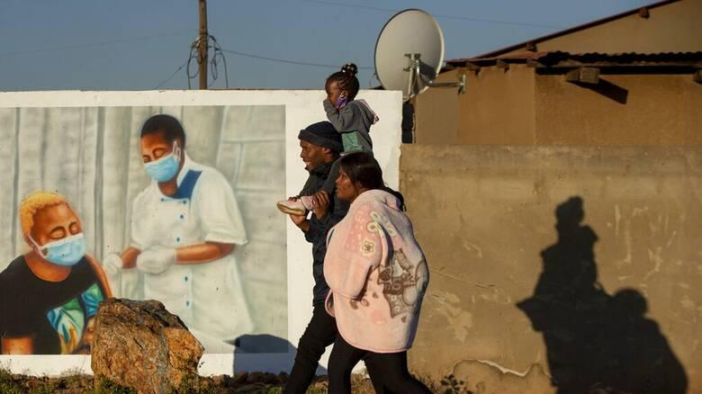 Νότια Αφρική: Νέο ρεκόρ 26.000 ημερήσιων κρουσμάτων Covid 19