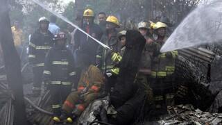 Φιλιππίνες: Συνετρίβη στρατιωτικό αεροσκάφος με 85 επιβαίνοντες