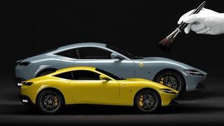 Πόσο μπορεί να κοστίζει μια μινιατούρα της Ferrari;
