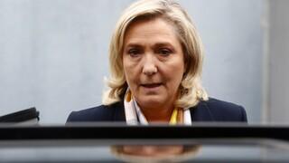 Γαλλία: Η Μαρίν Λεπέν επανεξελέγη στην ηγεσία του ακροδεξιού RN, χωρίς αντίπαλο
