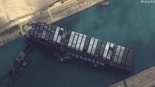 Διώρυγα του Σουέζ: Συμφωνία της Αιγύπτου με τον πλοιοκτήτη του Ever Given για την απελευθέρωση του