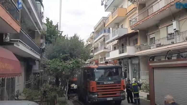 Θεσσαλονίκη: Νεκρός ο άνδρας που απειλούσε να αυτοκτονήσει