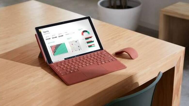 Με την προηγμένη ανταλλαγή, το Surface δεν θα σε αφήσει ποτέ