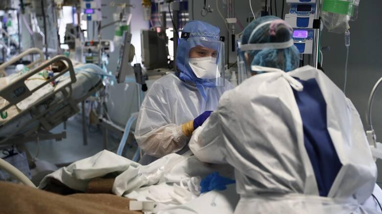 Κορωνοϊός: 801 νέα κρούσματα, 173 διασωληνωμένοι, 6 θάνατοι