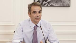 Μητσοτάκης: Στρατηγική επιλογή η ευρωπαϊκή προοπτική των χωρών των Δυτικών Βαλκανίων