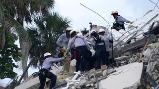 Μαϊάμι: Καμία ελπίδα για επιζώντες 11 μέρες μετά την κατάρρευση της πολυκατοικίας