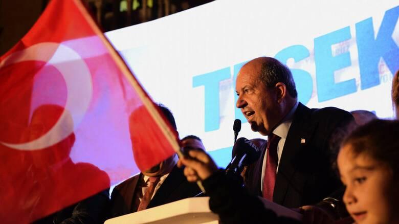 Προκαλεί ο Τατάρ: Εμπόδιο για την λύση του Κυπριακού τα ψηφίσματα του Συμβουλίου Ασφαλείας