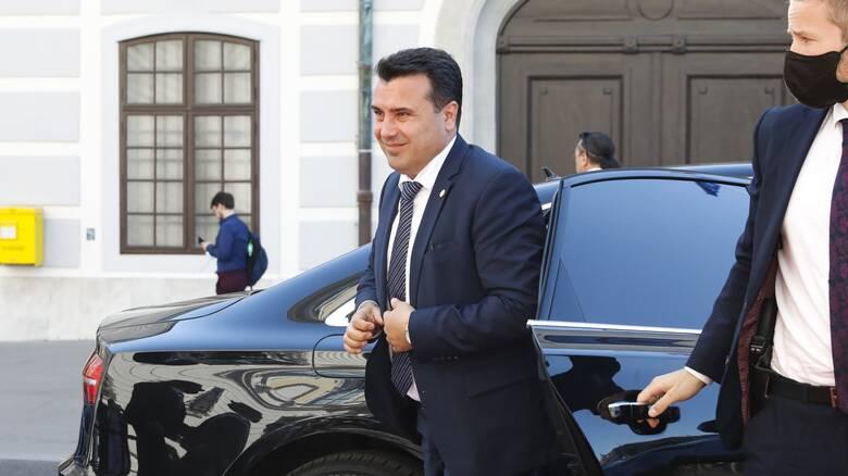 Βόρεια Μακεδονία: Ο Ζάεφ υπέβαλε αίτηση για διαβατήριο με τη νέα ονομασία