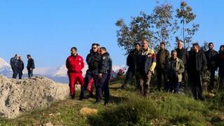 Άκαρπες παραμένουν οι έρευνες για τον εντοπισμό του 35χρονου ορειβάτη στον Όλυμπο
