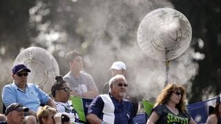 ΗΠΑ - Καύσωνας: Δυσκολίες αντιμετωπίζουν όσοι δεν μπορούν να έχουν κλιματιστικά