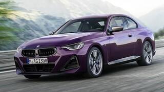 H νέα BMW 2 Coupe επιμένει παραδοσιακά και χωρίς τη μεγάλη μάσκα