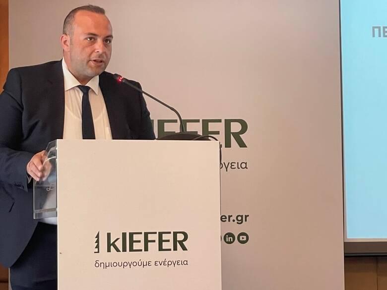Πετρόχειλος: Η kIEFER θα κατασκευάσει ΑΠΕ συνολικής ισχύος 1 GW έως το 2024