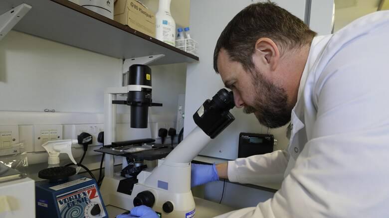 Έλληνας επιστήμονας πίσω από καινοτόμα θεραπεία για την Οξεία Μυελογενή Λευχαιμία