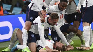 Euro 2020: Στον τελικό της Κυριακής η Αγγλία - Επικράτησε της Δανίας με 2 -1 στην παράταση