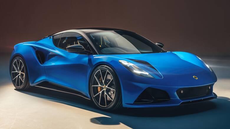 H Εmira θα είναι η τελευταία Lotus με κινητήρα βενζίνης