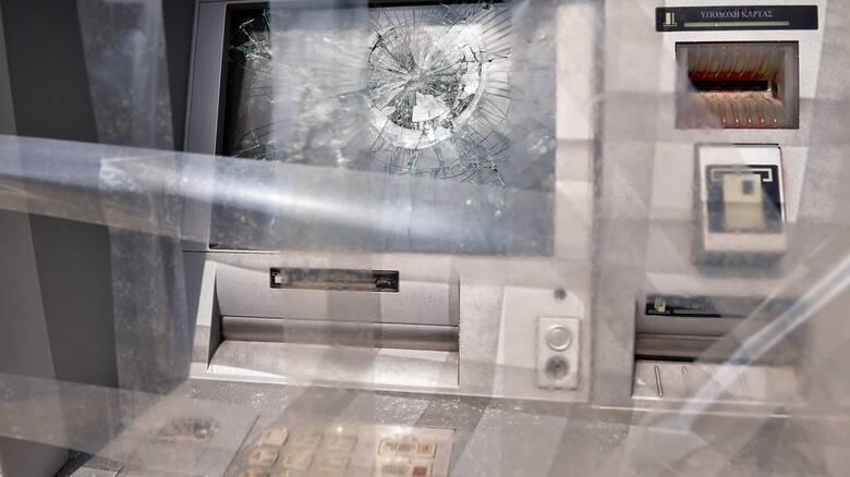 Ανατίναξαν ΑΤΜ τράπεζας σε γραφεία εταιρείας στην Κηφισιά
