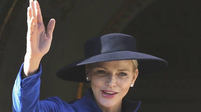 Πριγκίπισσα Σαρλίν του Μονακό: «Μου λείπουν πολύ ο άντρας και τα παιδιά μου»