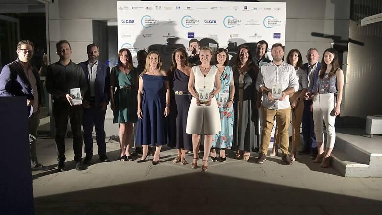Η Lidl Ελλάς αναδείχθηκε CSR Corporate Brand της χρονιάς στα Hellenic Responsible Business Awards