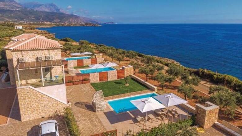 Τα Aria Hotels εντάσσουν στο χαρτοφυλάκιό τους το Katergo Luxury Villas