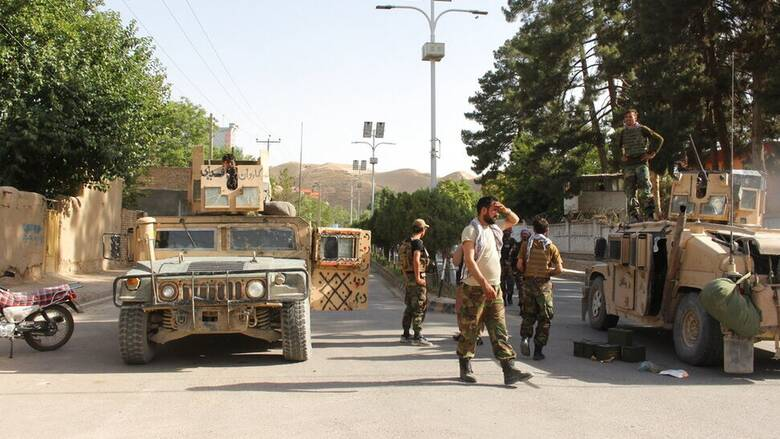 Αφγανιστάν: Μάχες μεταξύ Ταλιμπάν και ειδικών δυνάμεων - Φεύγουν για να γλιτώσουν οι κάτοικοι