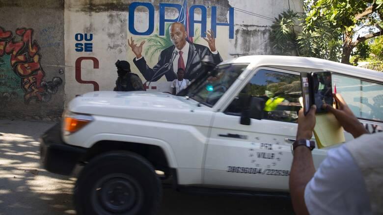 Αϊτή: Συνελήφθησαν έξι ύποπτοι για τη δολοφονία του προέδρου Μοΐζ