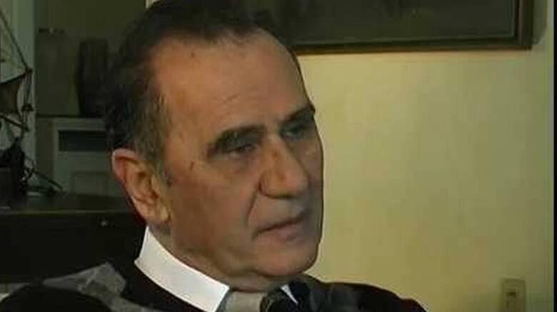 Πέθανε ο εφοπλιστής και πρώην βουλευτής της ΝΔ Γιώργος Δαλακούρας
