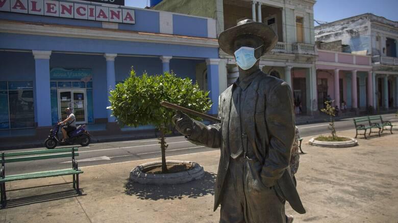 Κορωνοϊός - Κούβα: Ρεκόρ κρουσμάτων και θανάτων ενώ επιταχύνονται οι εμβολιασμοί