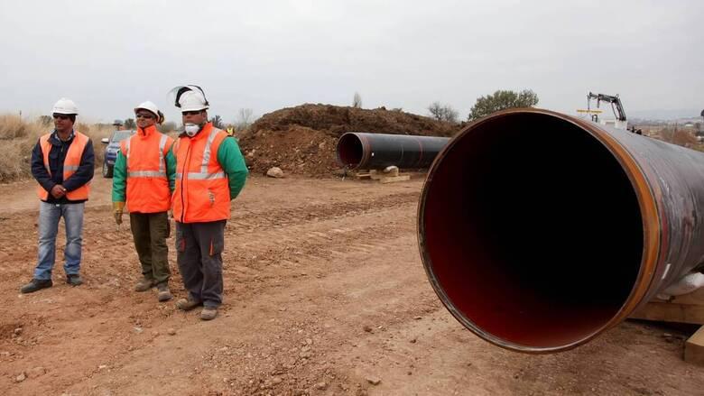Πέφτουν σήμερα οι υπογραφές για τον αγωγό φυσικού αερίου Ελλάδας - Βόρειας Μακεδονίας