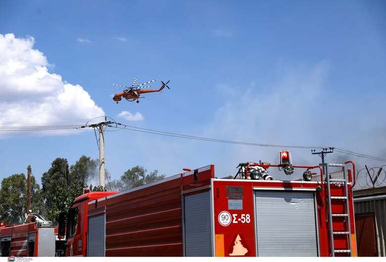 Ιδιαίτερα υψηλός ο κίνδυνος πυρκαγιάς την Παρασκευή
