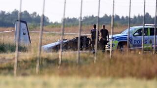 Συντριβή αεροσκάφους στη Σουηδία: Νεκροί όλοι οι επιβαίνοντες