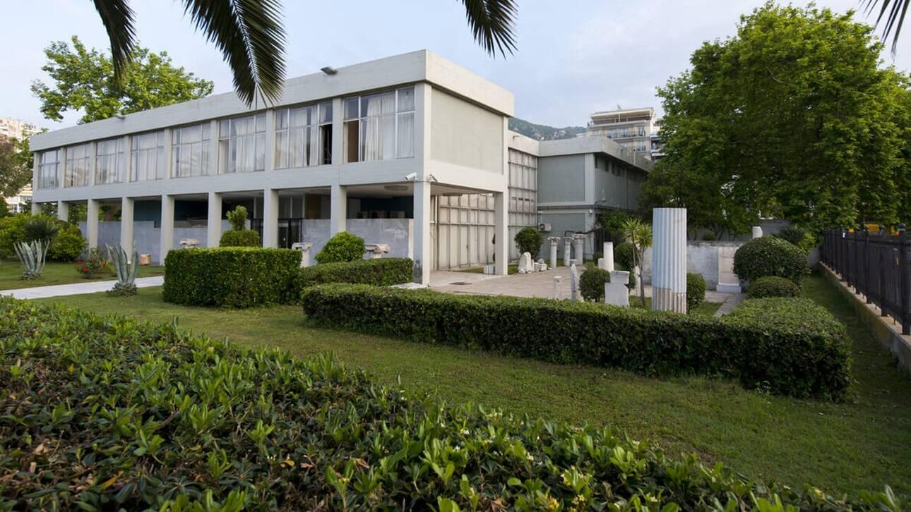 Καβάλα: Με έκθεση του Δημοσθένη Σωτηρούδη επανέρχεται το Aρχαιολογικό Μουσείο