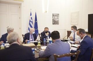 Σύσκεψη υπό τον πρωθυπουργό για την πορεία της Ελληνικής Αεροπορικής Βιομηχανίας