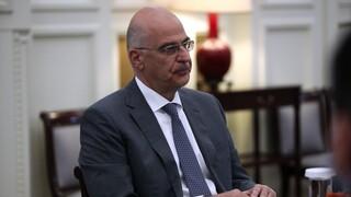 Νίκος Δένδιας: Δεν έχω δει απτές αποδείξεις της αλλαγής της συμπεριφοράς της Τουρκίας