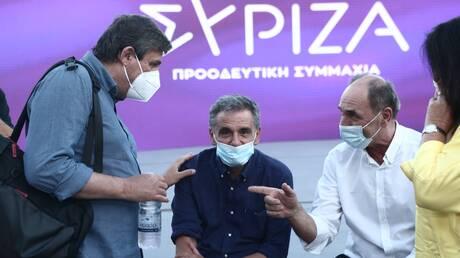 ΣΥΡΙΖΑ: Ο Ευκλείδης αναζητεί τον Τσακαλώτο