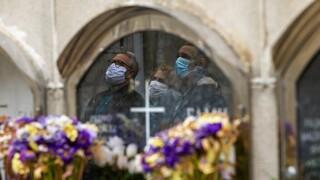 Κορωνοϊός: Ρεκόρ 60ετίας στους θανάτους στην ΕΕ το 2020 - Μείωση πληθυσμού
