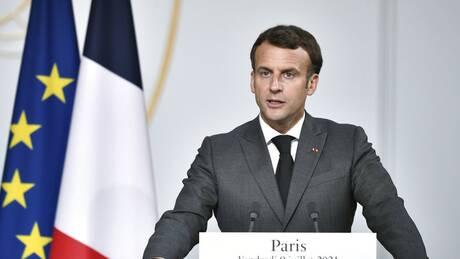 Γαλλία: Προς υποχρεωτικό εμβολιασμό υγειονομικών - Διάγγελμα Μακρόν τη Δευτέρα