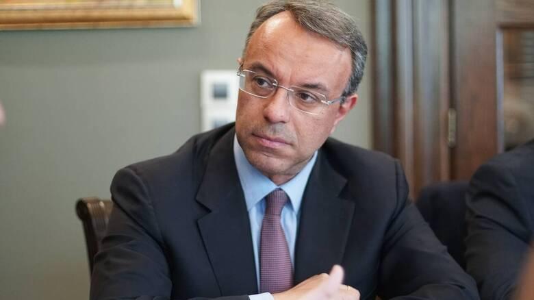 Σταϊκούρας: Μέτρα στήριξης και το 2022 - Εξετάζεται νέα μείωση του ΕΝΦΙΑ κατά 8%