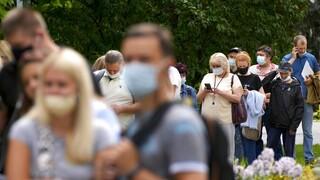 Τζανάκης: Τον Αύγουστο μπορεί να φτάσουμε και τα 6.000 κρούσματα ημερησίως