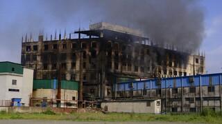Φονική φωτιά σε εργοστάσιο στο Μπαγκλαντές - 52 νεκροί, ανάμεσά τους παιδιά