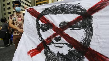 Την παραπομπή Μπολσονάρου ζητά η πλειοψηφία των Βραζιλιάνων