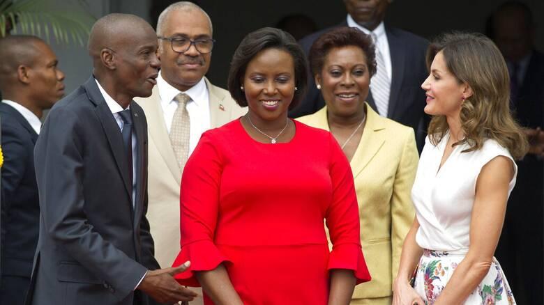 Αϊτή - Μαρτίν Μοΐζ: Συνεχίστε τη μάχη του, λέει η χήρα του δολοφονηθέντος προέδρου