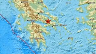 Σεισμός 4,3 Ρίχτερ στη Θήβα