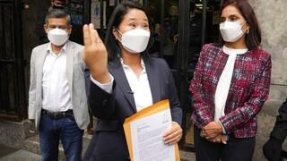 Περού: Η Φουχιμόρι υπαινίσσεται πως δεν θα αναγνωρίσει τη νίκη του αντιπάλου της