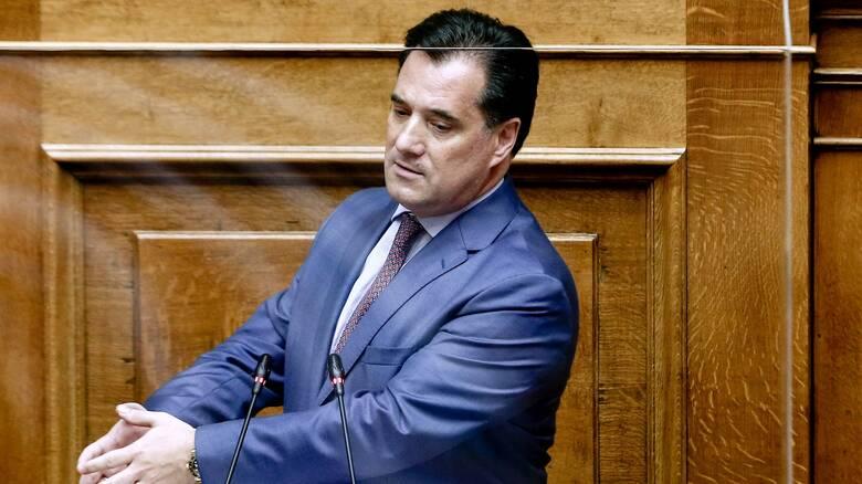 Γεωργιάδης: Πιθανά νέα μέτρα θα αφορούν μόνο ανεμβολίαστους