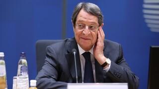 Αναστασιάδης: «Θα ήθελα τον Γ.Γ του ΟΗΕ  να ήταν σαφέστερος στα θέματα της Αμμοχώστου»