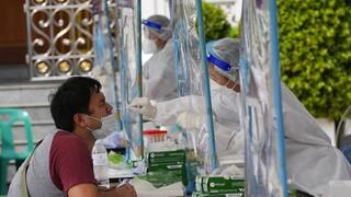 Κορωνοϊός- Ταϊλάνδη: Μολύνθηκαν 600 υγειονομικοί πλήρως εμβολιασμένοι με Sinovac