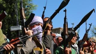 «Τώρα είναι η σειρά μας»: Vίral το βίντεο με Ταλιμπάν που κάνουν κούνιες σε μια παιδική χαρά