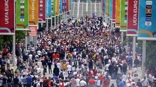 Τελικός Euro 2020: Όλη η Ιταλία στηρίζει τους Azzurri - Στο Γουέμπλεϊ και ο Σέρτζιο Ματαρέλα
