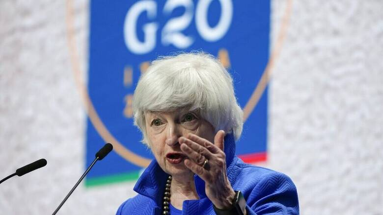 ΗΠΑ καλούν ΕΕ να επανεξετάσει τα σχέδια για ψηφιακό φόρο - Στο Eurogroup η Τζάνετ Γέλεν τη Δευτέρα